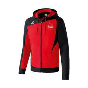 VC Sneek heren hooded vest luxe