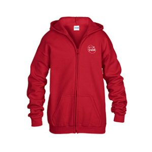 vc sneek hooded zipp kids