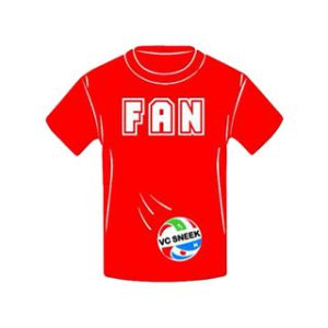 VC Sneek Fan Shirt Europa Cup