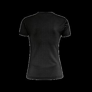 VC Sneek dames t-shirt Marion zwart rug
