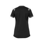 VC Sneek dames t-shirt Lenny zwart back