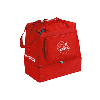 VC Sneek sporttas basic bag kid rood