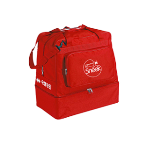 VC Sneek sporttas basic bag rood