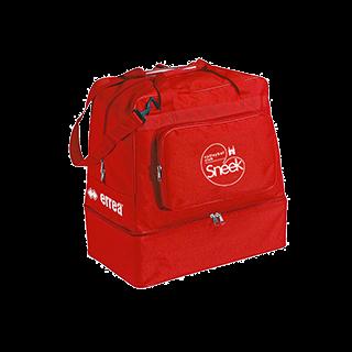 VC Sneek sporttas basic bag rood