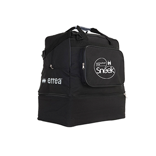 VC Sneek sporttas basic media bag zwart