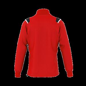 VC Sneek sweater Lars rood back