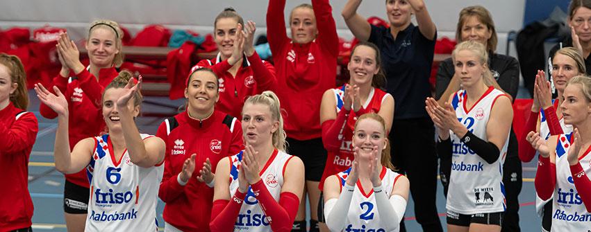 VC Sneek dames 1 2021-2022